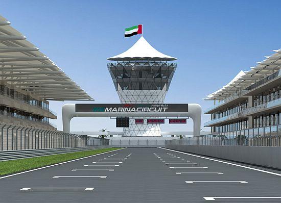 Eco Tech Suntech To Energize Yas Marina F1 Circuit With
