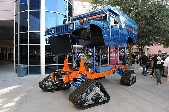 zero south biodiesel electric hummer 1
