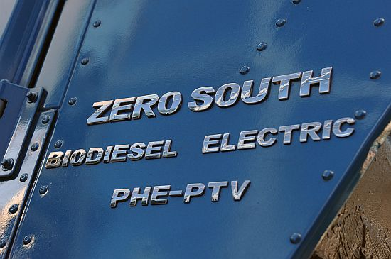 zero south biodiesel electric hummer 2