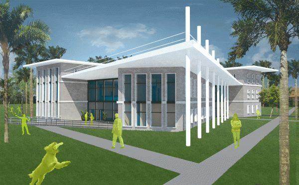 Zero-Net Energy Training Center