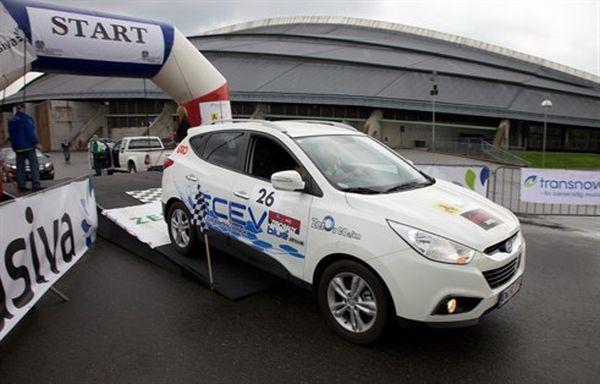 Zero Rally 2012 a