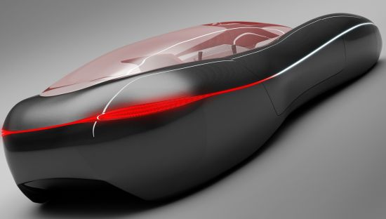 Zeus An Allelectric Super Sports Car With Attractive Aesthetics - Gb sports cars zero