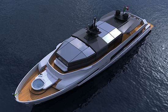 Eco Yachts Arcadia Building Solar Powered Super Yachts