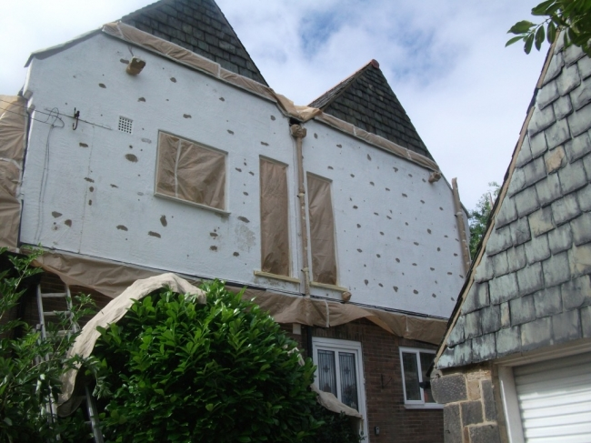Eco friendly cavity wall insulation for your home for Eco friendly house insulation