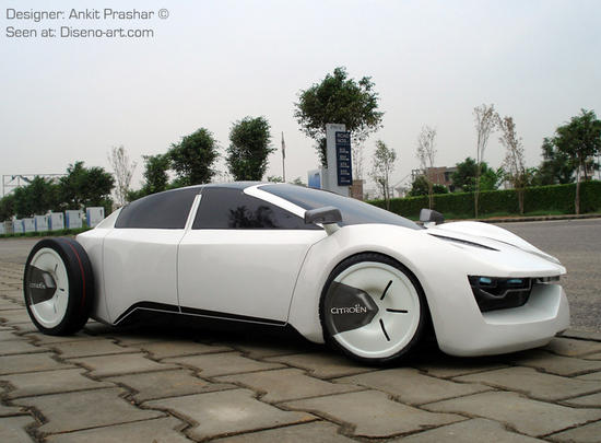 eco cars citroen eco luxury sedan aims to lure upmarket buyers ecofriend. Black Bedroom Furniture Sets. Home Design Ideas