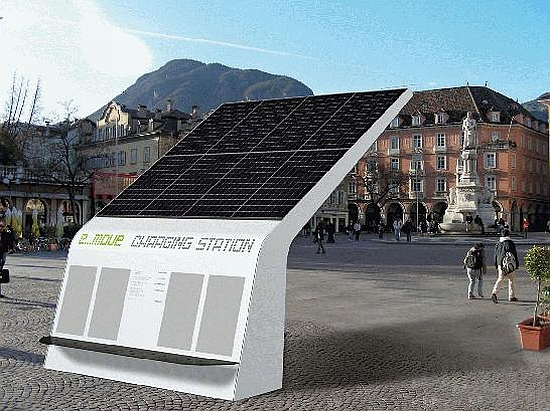 Eco Tech E Move Charging Station Fuels Just About