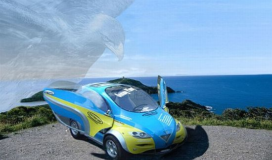 Eagle G Car Electric Car For Green Pastures Ecofriend