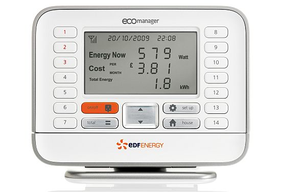 EDF Energy debuts EcoManager wireless appliance controller