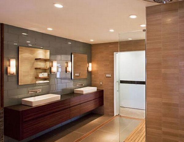 Environmentally friendly ideas for bathroom vanity for Eco friendly bathroom design ideas