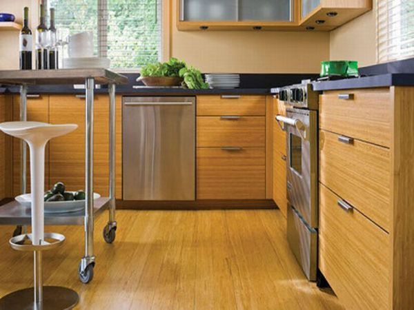 Going Green With The Flooring You Choose For Your Kitchen Can Be A Great Way To Contribute Toward Better Environment And Secured Future