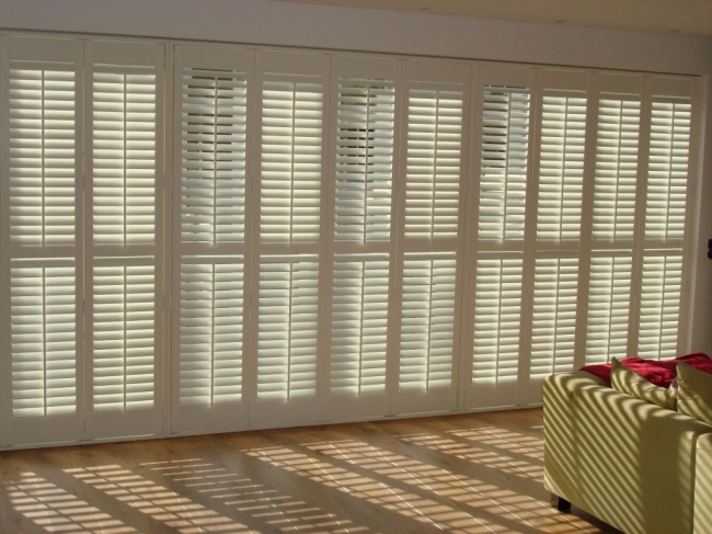 Comparing eco friendly plantation shutters to other window for Eco friendly windows
