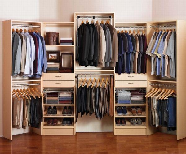 Elegant Eco Nize Closet Systems