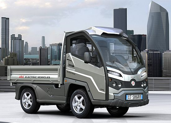 Epower Trucks Unveils All Electric Commercial Vehicle With