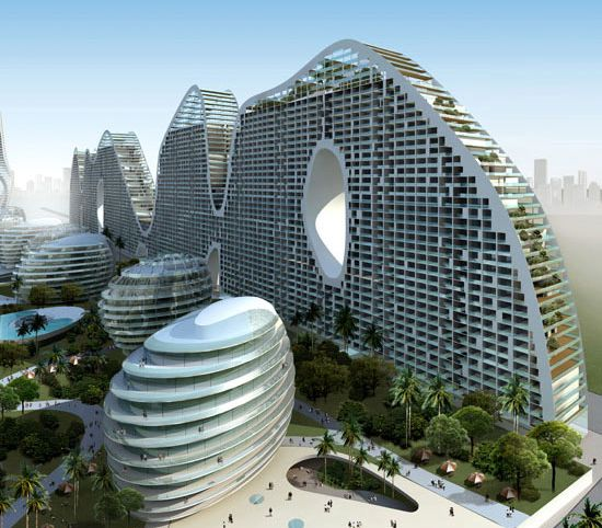 Architecture Inspiration best examples of nature inspired architecture - ecofriend