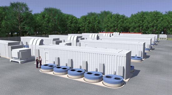 New Power Plant Will Store Energy Efficiently In Flywheels Ecofriend