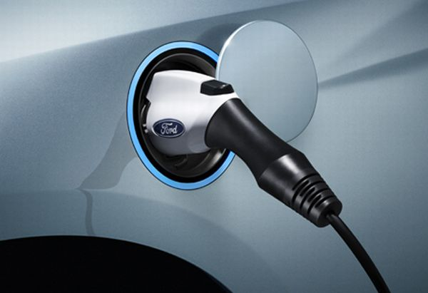 Ford Focus With The Increasing Demand For Electric Vehicles Charging Stations Are Already Seen To Be Consistently Cropping Up In Vicinities