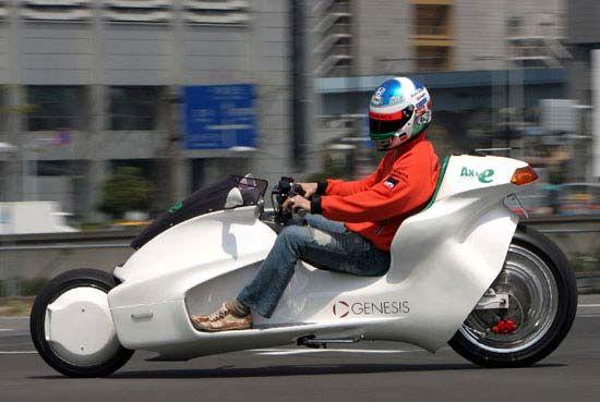 Genesis Ev X7 Hybrid Electric Bike That Can Hit 150 Km Hr
