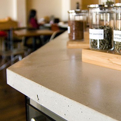 Countertop Material Alternatives : KITCHEN COUNTERTOPS MADE OF RECYCLED MATERIALS ? KITCHEN COUNTERTOPS
