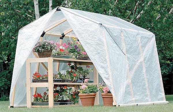 5 Ingenious DIY greenhouse designs - Ecofriend