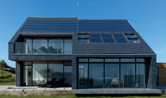 Eco homes velux group to build carbon neutral for Carbon neutral home designs