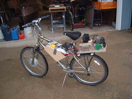Eco DIY: Build your own hybrid electric bike for green ...
