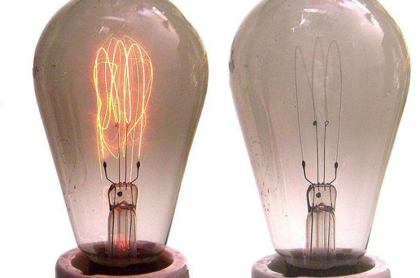 incandescent light bulb and endurance Edison's lightbulb edison will forever be remembered for his contributions to the incandescent light bulb even though he didn't dream up the first light bulb.