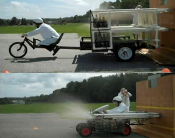 Coke Zero and Mentos Rocket Car sets world record with 239-feet sprint - Ecofriend