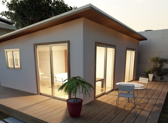 Tiny Home Designs: Eco Homes: P-POD Prefabricated Housing Kit Lets You Go