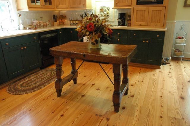 pine flooring the most eco friendly flooring option one