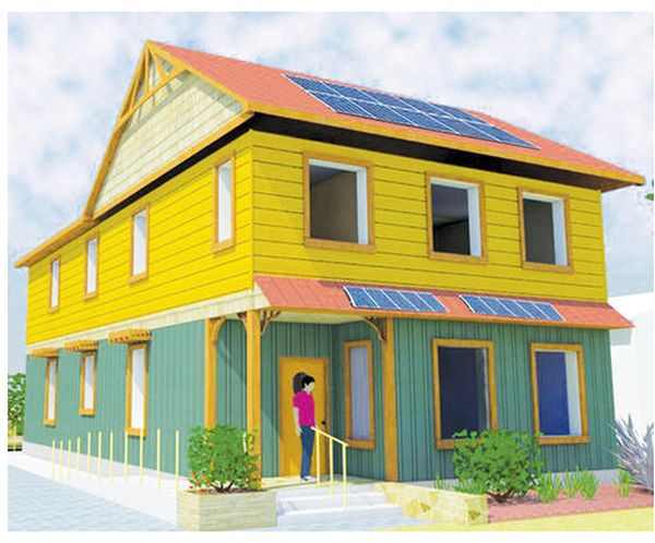 Endeavour centre to build canada 39 s greenest home ecofriend for Eco homes canada