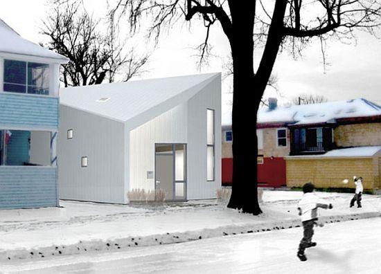 Della valle bernheimer and aro design energy efficient r for R house design