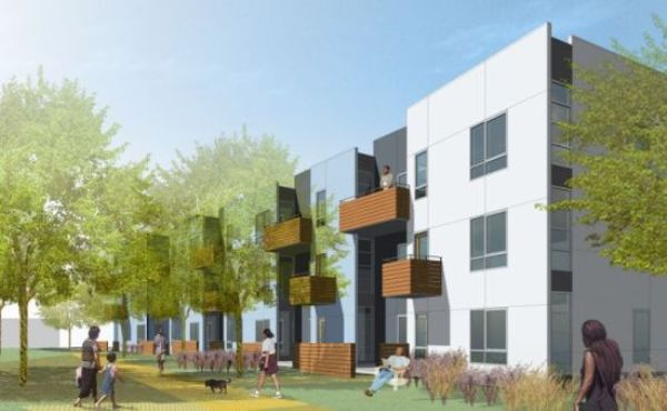 10 Proposed residential complexes with eco friendly apartments ...