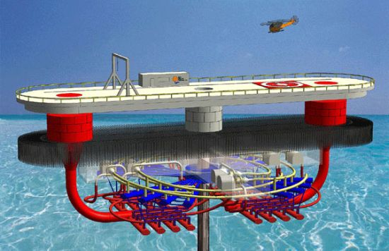 Otec Harnessing Solar Power From The Ocean Ecofriend