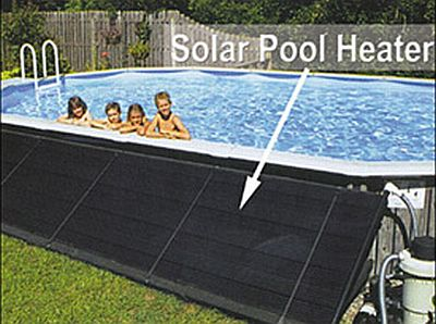 Ecofriendly sun powered pool heaters ecofriend for Eco friendly heaters