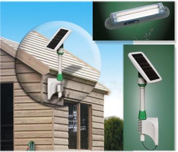 home uncategorized eco friendly solar shed light. Black Bedroom Furniture Sets. Home Design Ideas