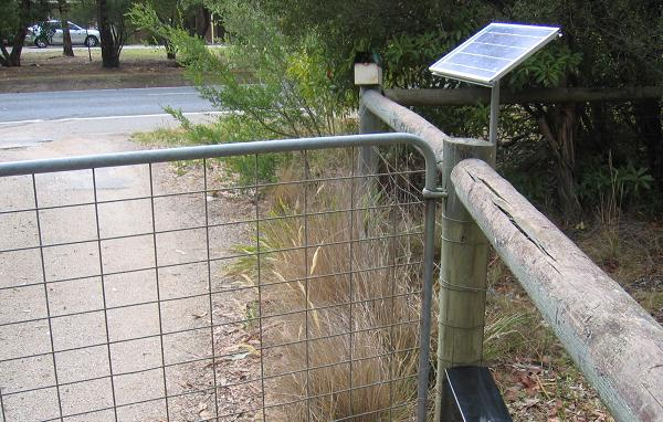 How To Build Solar Powered Gate Openers Ecofriend