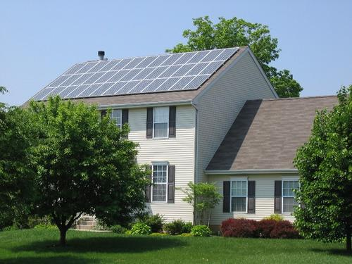 How To Install Solar Electric Panels On The Roof Of Your