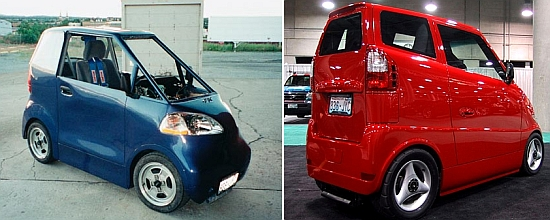Eco Friendly Tango Electric Car Good Things Do Come In Small