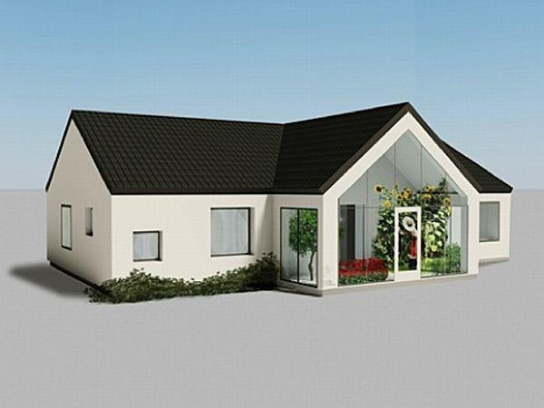 Five Prefab House Designs Built Around Passive House