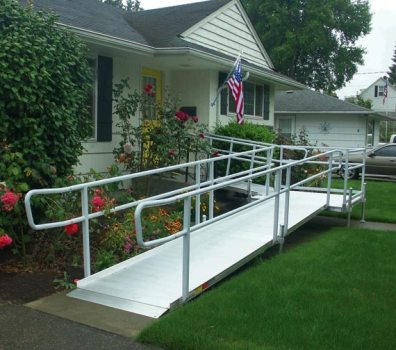 how to build handicap ramps for recycled materials ecofriend
