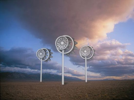 Mixer Ejector Wind Turbine To Produce 50 More Power