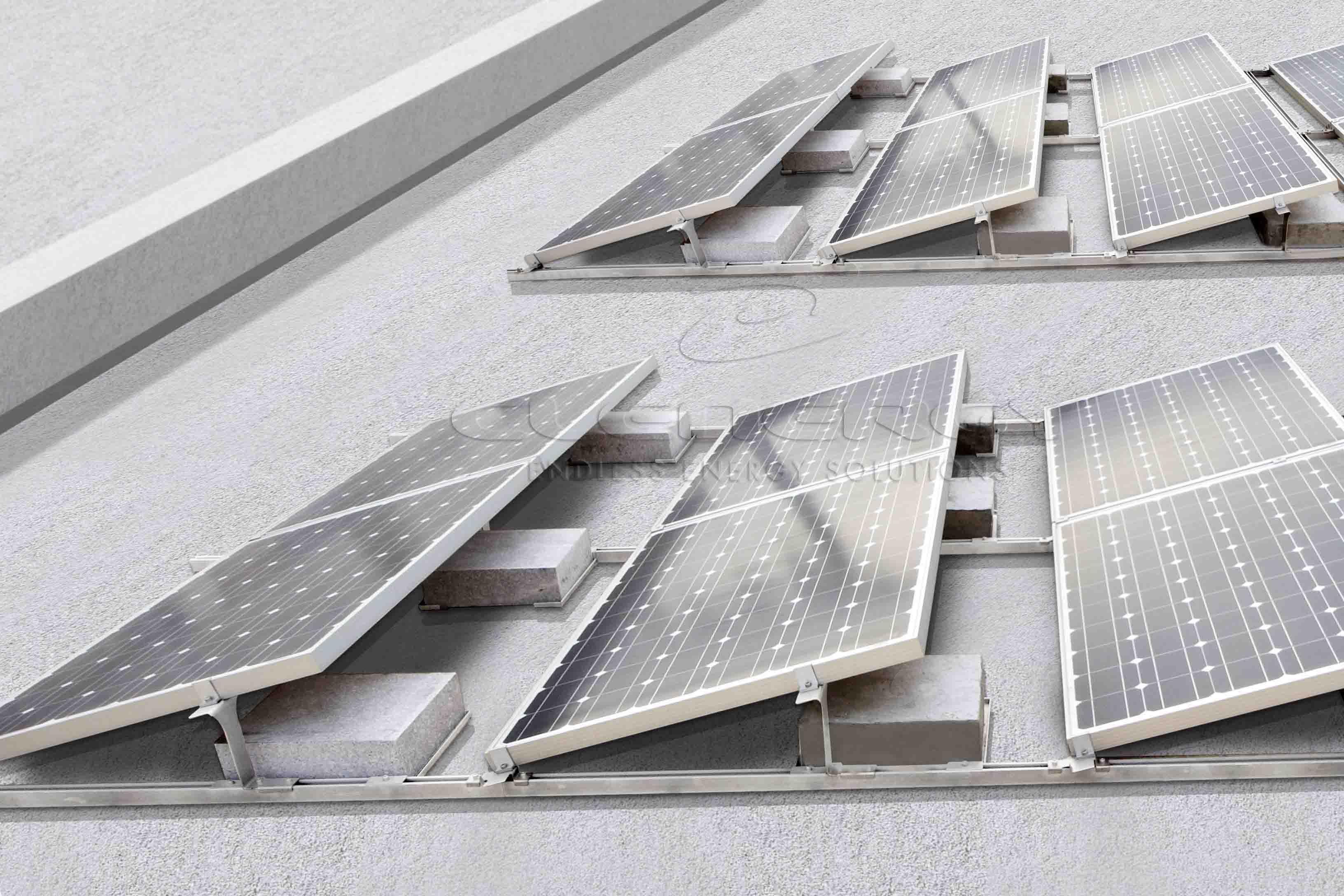PV-ezRack-SolarMatrix-Flat-Roof-Mounting-System