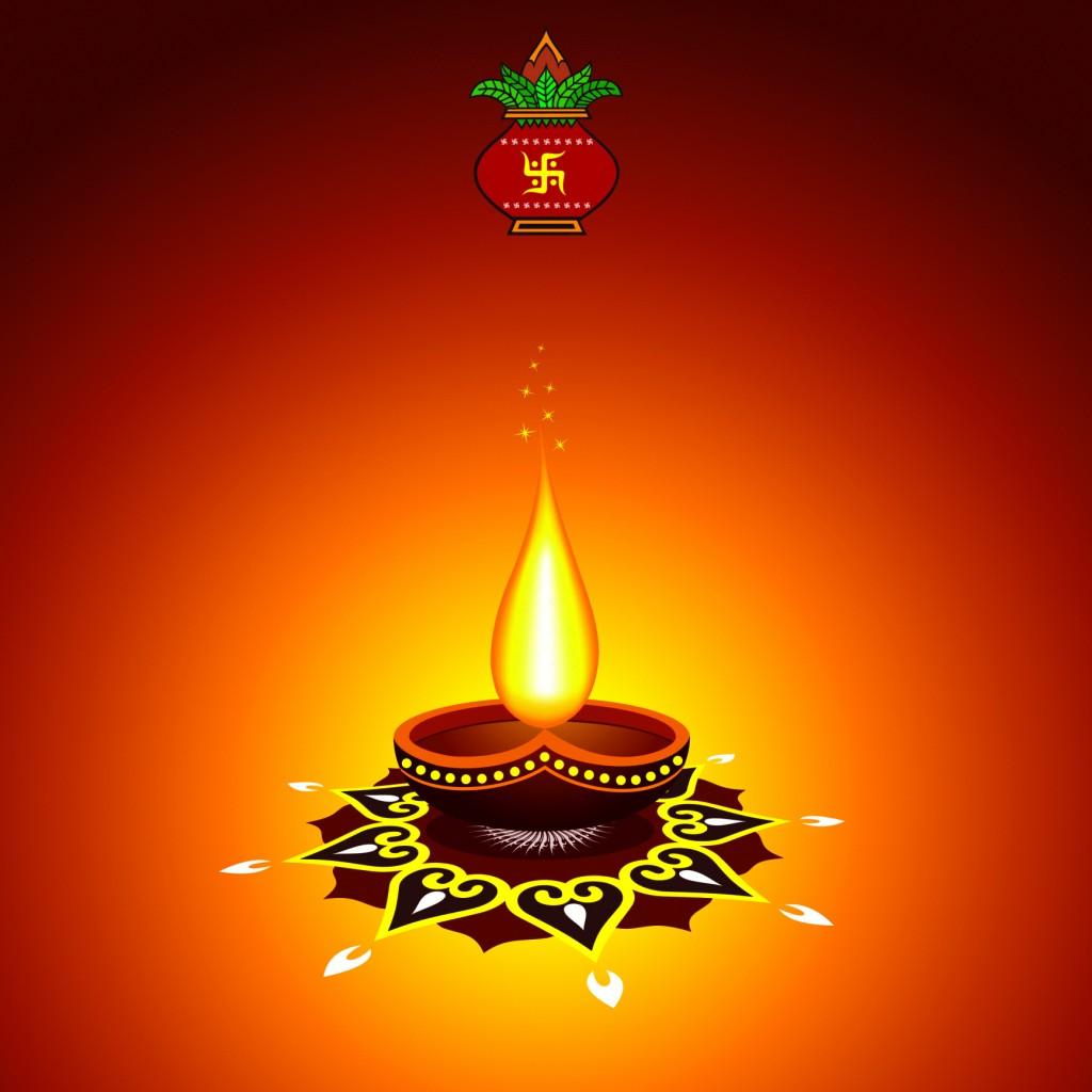 Image Gallery Diwali Lamp