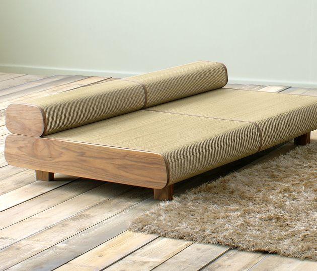 Organic Sofa Bed Light Brown Microfiber Loveseat Sleeper With White Full Size TheSofa