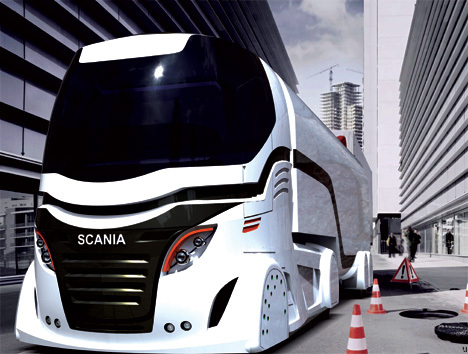 Scania Truck Ecofriend