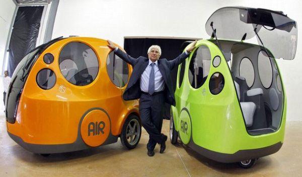 Air-Powered-Car
