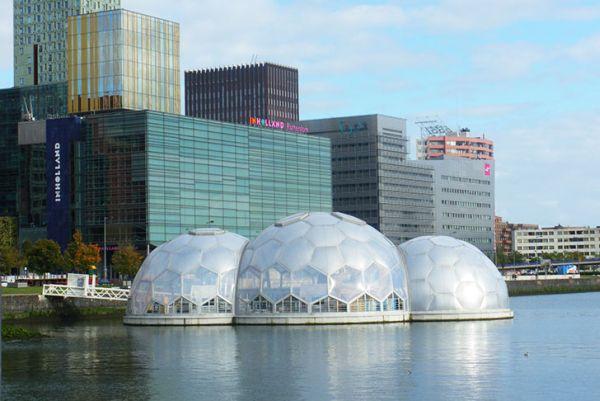 Rotterdam-Bubbles-Floating-Pavilion-1