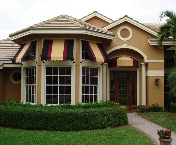 awnings-on-home