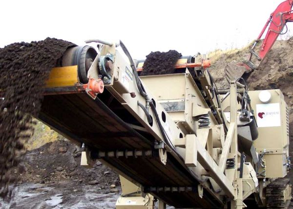 crusher-recycling-materials