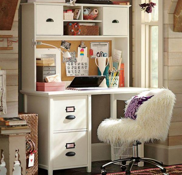 Decor-Teak-Wood-Study-Table-Furniture-Ideas-House-Design-Pictures (1)